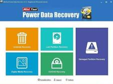 MiniTool Power Data Recovery 7 + Serial Key | Deleted Files recover
