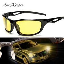 LongKeeper Night Vision Glasses For Headlight Polarized Driving Sunglasses Yello