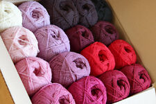 Wool yarn 100% pure wool yarn,Super Fine/Sock/Teksrena - 17 wool ball mix