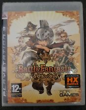 Sony Playstation 3 PS3 Battle Fantasia FACTORY SEALED >ITA<