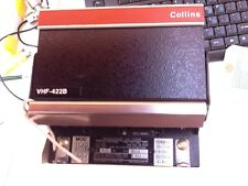 ROCKWELL COLLINS VHF 422 B RADIO COMMUNICATION TRANSCEIVER 622-7293-101