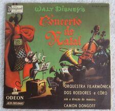 Walt Disney's Christmas Concert (Concerto De Natal) - Disneyland Spain Promo 45
