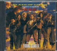 CD BOF 11 TITRES--YOUNG GUNS II--BON JOVI