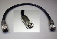 0,5 M ecoFLEX 10 confectionnées avec 2 x N-connecteur