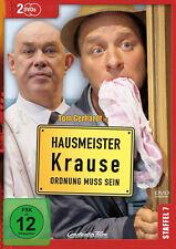2 DVDs * HAUSMEISTER KRAUSE - STAFFEL 7 ~ Tom Gerhardt # NEU OVP