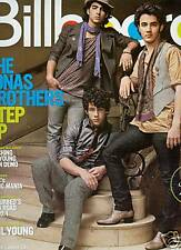 JONAS BROTHERS Unique Frameable BILLBOARD cvr POSTER AD