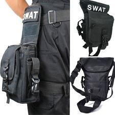 New Utility Nylon Molle Swat Zipper Leg Waist Hunting Travel Pouch Belt Bag Pack