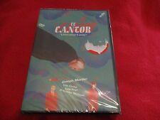 "DVD NEUF ""EL CANTOR"" Lou CASTEL, Luis REGO, Francoise MICHAUD / Joseph MORDER"