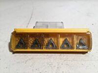 5 Kennametal  T02P-32L002 Carbide Inserts T02P 16 03 L005 Grade KT5135 NEW!!!