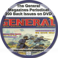 The General Magazine Avalon Hill 200 pdfs DVD Video Wargames Game Tactics