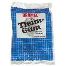 Bramec Thum-Gum Sealing Compound Thumbing-Grade 1 Lb.For Sealing Jobs No. 1003