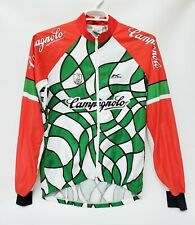 Campagnolo Kucharik Cycling Jacket Large Poly Drymax