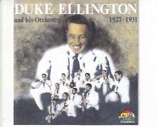 CD DUKE ELLINGTON1927 - 1931EX+ (B5852)