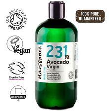 Huile Végétale Avocat  Vierge BIO (n° 231) - 500ml - 100% pure et naturelle