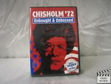 Chisholm 72 - Unbought & Unbossed (DVD, 2005, Dual S...