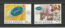MALAYSIA 1998 ASIA-PACIFIC ECONMIC CONFERENCE SG,712-713 U/M N/H LOT 1645A