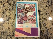 LOS POLIVOCES ENTRE POBRETONES Y RICACHONES RARE BIG BOX VHS SPANISH COMEDY