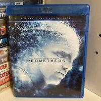 Prometheus (Blu-ray/DVD, 2012, 2-Disc Set, UltraViolet Includes Digital Copy)