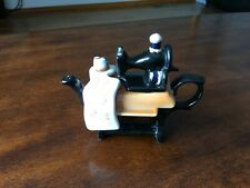 New ListingVintage Sewing Machine Teapot Ceramic