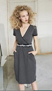 Vive Maria 💙 La Gitane En Ville Dress Kleid Sommerkleid Gr. S 36