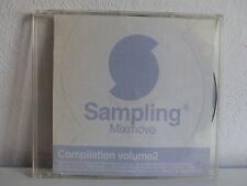 CD ALBUM  Sampling Mixmove Compilation Volume 2 SPL001CD2