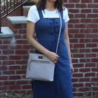 New Kate Spade Wilson Road Nylon Dessi Crossbody Handbag Nylon Black