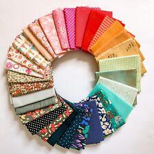 LAST CALL Moda Quilting Cotton Fat Quarters - Various Designers