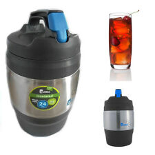 Bubba 24Hrs Insulated Sport Flask Jug 2.1L Juice Cooler 72-OZ BPA Free Carrier