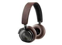 B&O PLAY by Bang & Olufsen Beoplay H8 Wireless On-Ear Headphones GRAY HAZEL