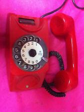 TELEFONO ROSSO SAFNAT MOD. CHICCO ANNI 80