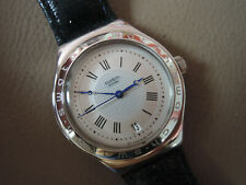 Montre SWATCH automatic acier 1998 watch stainless steel IRONY