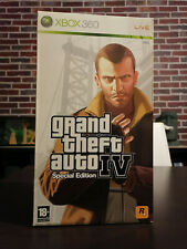 Grand Theft Auto IV GTA 4 Collector's Edition XBOX 360 PAL like new