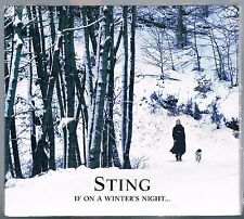 STING (THE POLICE) IF ON A WINTER'S NIGHT... CD DIGIPACK  SIGILLATO!!!
