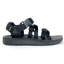 Teva Alp Premier Men's Strappy Outdoor Water Sport/Hiking Sandals - BLACK