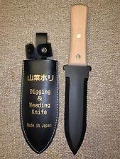 Gardening Hori Hori Digging, Weeding Tool, Knife Japan