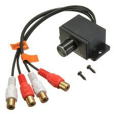Car Audio Amplifier Bass RCA Level Remote Volume Control Knob LC-1 Universal
