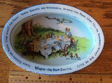 1920's Winnie the Pooh Children's Dish Bavaria Schumann Germany