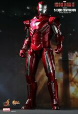 HOT TOYS - IRON MAN 3 - SILVER CENTURION Mark 33 - Sixth Scale Figure MMS213 NEW