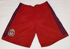 CLUB DEPORTIVO CHIVAS USA ADIDAS LARGE SHORTS MX MEXICO JERSEY US MLS CALIFORNIA