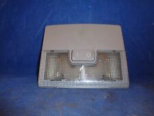 New listing Oem Audi A6 C5 Front Center Overhead Dark Gray Trim Dome Map Reading Lights