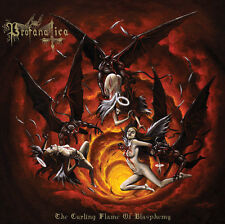 PROFANATICA - The Curling Flame Of Blasphemy - CD - DEATH METAL
