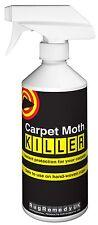MOTH KILLER CONTROL SPRAY PROOFER MOTH BALLS PREVENTION CLOTHES CARPET MOTHS