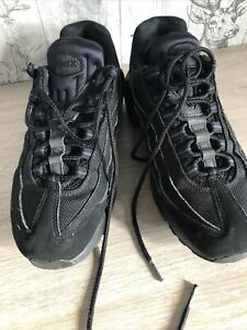 Nike Air  Trainers Size 6 Black