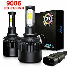 JDM ASTAR G2 8000LM HB4 9006 LED Headlight Low Beam Bulbs White Fog Light Lamps