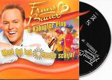 FRANS BAUER & KABOUTER PLOP - Weet dat het zonnetje schijnt CDS 3TR Enh 2005