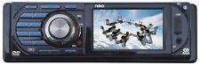 "Naxa NCD-691 3"" LCD Display Detachable Car Stereo AM/FM Radio Multimedia Player"