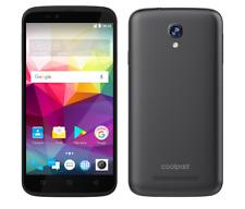 "Coolpad GSM Factory Unlocked Smartphone Model S 4G LTE 16GB- 5.5"" - Black"