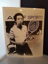 Arthur Ashe Tennis Player 8 x 10 Photo
