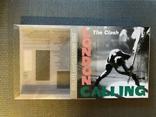 THE CLASH - London Calling - 2 CD+DVD 25th anniversary edition - Deluxe Set