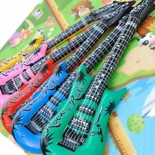 Blow Up Interest Useful Birthday Guitar Beach Air Toy Inflatable Rock Roll